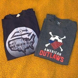 American Apparel • US Soccer - AO Tee Bundle